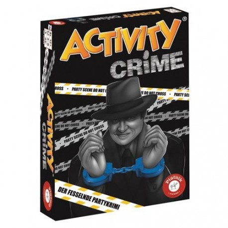 Joc de Societate Activity Crime