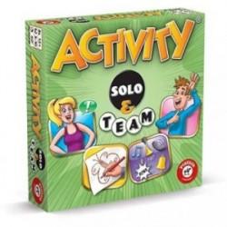 Joc de Societate Activity Solo and Team