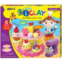 Set Plastilina iClay Amos Bakery Kit