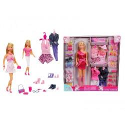 Papusa Steffi Mega Fashion Simba Toys