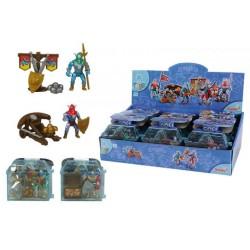 Figurina cavaler cu accesorii in cutiuta Simba Toys