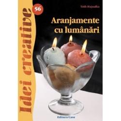 Aranjamente cu lumânări - Idei Creative 56