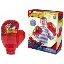 56226 JOHN Set manusi 40 cm gonflabile - Spiderman