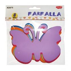Farfalla - Fluturi spuma DACO Art AD075