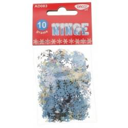 Accesorii craft - AD083 paiete plastic ninge DACO