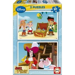 Educa - Puzzle Jake and the Neverland Pirates 2x20