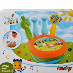 Set Orchestra Bebe Smoby Cotoons 12 M +