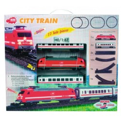 Trenulet City Train Dickie Toys