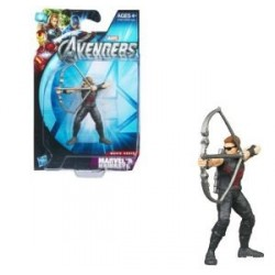 Hasbro - Avengers Figurina HAWKEYE