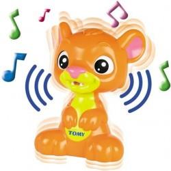 Jucarie Tomy - Leul muzical TO72031