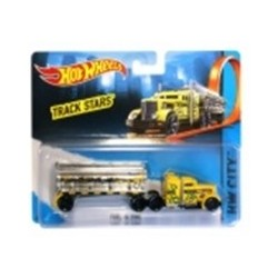 Camion Hot Wheels Track Stars Fuel & Fire