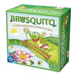 Joc Brosquito cu Broscute Saltarete D-TOYS