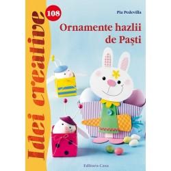 Ornamente hazlii de Pasti - Idei creative 108