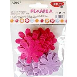 Floarea - pasla autoadeziva Daco Art AD027