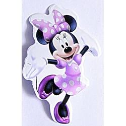 Sticker perete cu Minnie Mouse