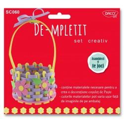Set creativ - SC060 De-mpletit DACO