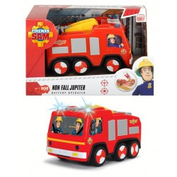 Masina Pompieri Non Fall Jupiter   - Fireman Sam