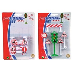Set semne de circulatie Dickie Toys 203318804