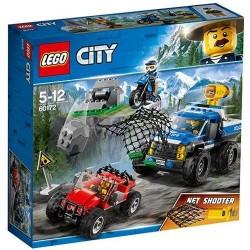 LEGO City Goana pe Teren Accidentat 60172