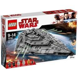 LEGO Star Wars Star Destroyer al Ordinului Intai 75190