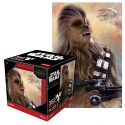 Puzzle Nano Star Wars Chewie, 362 Piese, Trefl