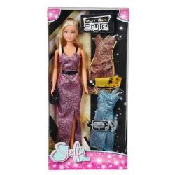 Papusa Steffi Love Glitter Style, Simba Toys