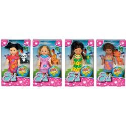 Evi Love Children of the World, 3 modele - Simba Toys