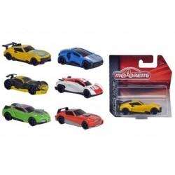 Masina Majorette Fiction Racers, 6 modele