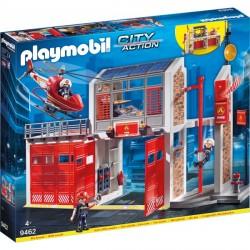Statie De Pompieri Playmobil PM9462