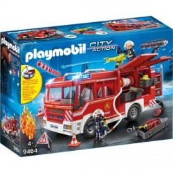 Masina De Pompieri Cu Furtun Playmobil PM9464