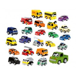 Masinuta Comic Cars Dickie Toys - 12 modele