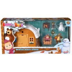 Casa de iarna Masha si ursul, Simba Toys