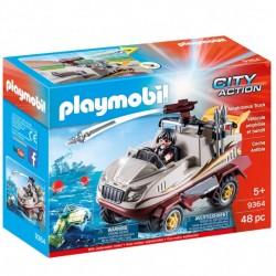 Masina De Teren Amfibie Playmobil PM9364