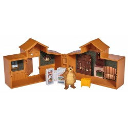 Set de joaca Masha and The Bear, Simba Toys