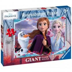 Puzzle Frozen 2, 24 Piese