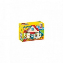 Playmobil 1.2.3 Casa familiei PM70129