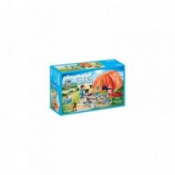 Cort camping Playmobil PM70089