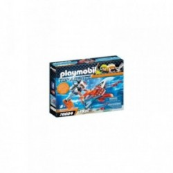 Spion cu propulsor subacvatic Playmobil PM70004