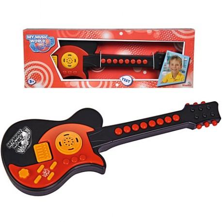 Jucarie Chitara Electronica My Music World Guitar Simba Toys