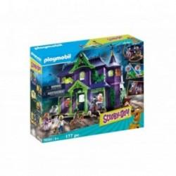 Scooby-Doo! Si Casa Misterelor Playmobil PM70361