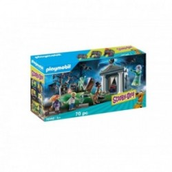 Scooby-Doo! Aventuri in Cimitir Playmobil PM70362