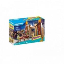 Scooby-Doo! Aventuri In Egipt Playmobil PM70365