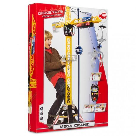 Set macara Mega Crane Dickie Toys