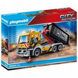 Camion cu remorca detasabila Playmobil City Action PM70444