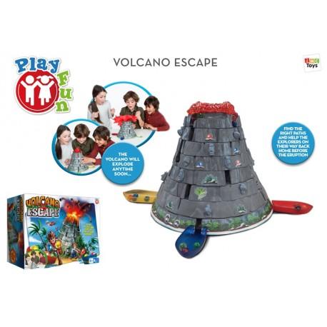 Joc de societate IMC - Evadarea din vulcan