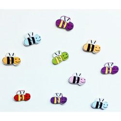 albinuțe din lemn