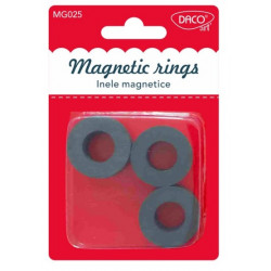 Magneti tip inel 25MM Set 6 DACO MG025