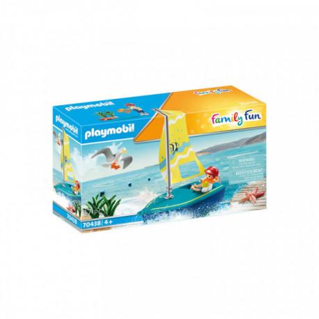 Barca cu panze Playmobil PM70438