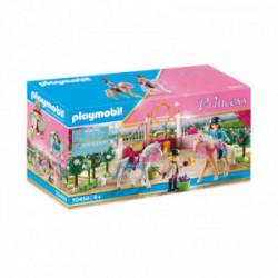 Lectii regale de calarie Playmobil Princess PM70450