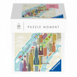 PUZZLE NEW YORK, 99 PIESE